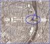 الظاهرة الجغرافية المحددة في الصورة الفضائية تتضح فيها الخاصية البصرية